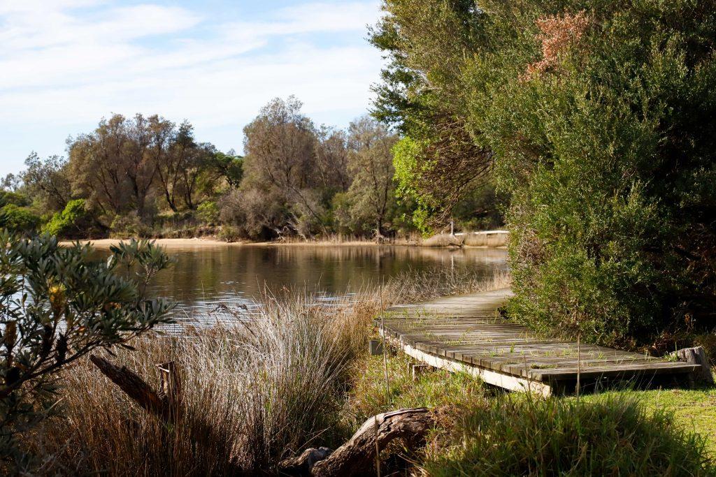 Corringle Foreshore Reserve