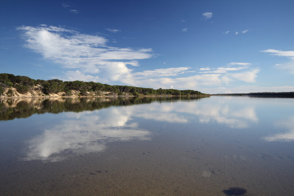 The lakes National Park & Gippsland Lakes Coastal Park